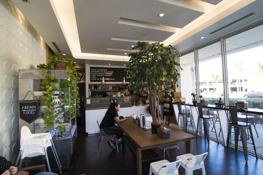 MyRoots Juice Bar & Kitchen in Kendall, Florida